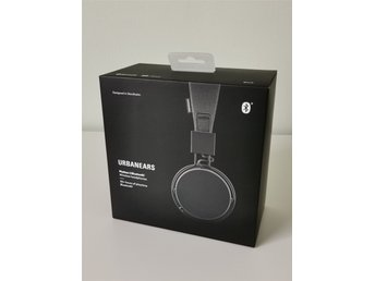 Urbanears Plattan II 2 Wireless Svart