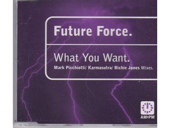 Future Force – What You Want