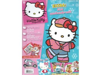 HELLO KITTY MAGAZINE   NR 1 2012