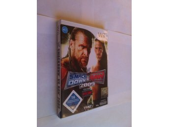 Wii: Smackdown/Smack Down VS Raw 2009 Featuring ECW