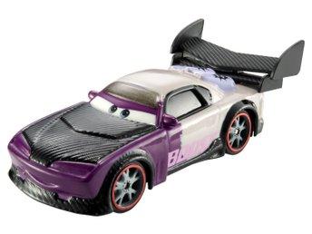 leksaksbil som ändrar färg