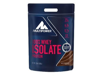 100% Whey Isolate Rich Chocolate 1590g