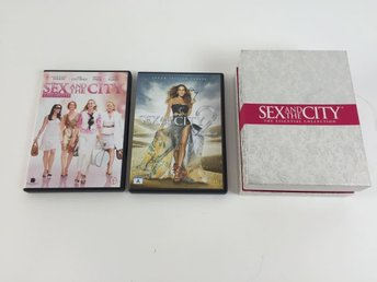 Filmer och serie - Sex and the City