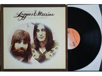 Loggins & Messina – The Best Of – LP