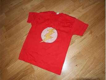 DC Comics 1978 / Flash Gordon T-shirt / Retro Vintage
