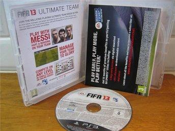 PS3 spel Fifa 13 - Lerum - PS3 spel Fifa 13 - Lerum