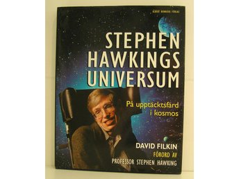 Stephen Hawkings Universum. Av David Filking