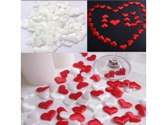 100 pack hjärta konfetti hjärtan röda 100-pack - Mellbystrand - 100 pack hjärta konfetti hjärtan röda 100-pack - Mellbystrand