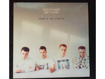 Brother Beyond – Get Even (  Parlophone – 064 79 1069 1 )