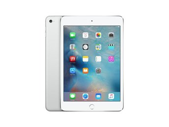 iPad mini 4 32GB - 32GB / Wifi / - Silver