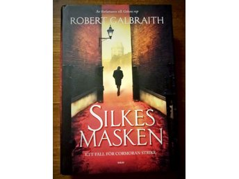 Robert Galbraith: Silkesmasken (2015/Inbunden/J.K Rowling) - Gävle - Robert Galbraith: Silkesmasken (2015/Inbunden/J.K Rowling) - Gävle