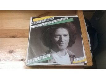 Gilbert O'Sullivan - At The Very Mention Of Your Name, EP