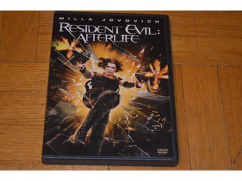 Resident Evil - Afterlife ( Milla Jovovich ) 2010 - DVD