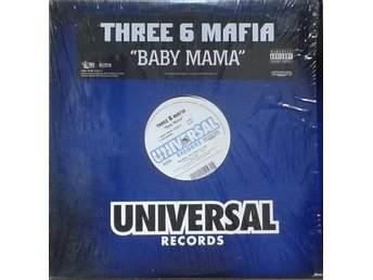 "Three 6 Mafia title* Baby Mama* Hip Hop 12"" US"