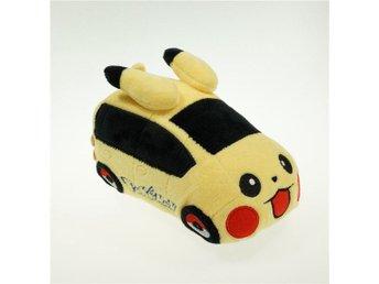 Pokemon Go Figur Gosedjur Plush Plysch 20cm - Pikachu bil - Uddevalla - Pokemon Go Figur Gosedjur Plush Plysch 20cm - Pikachu bil - Uddevalla