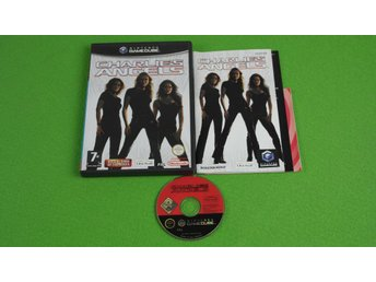 Charlies Angels KOMPLETT Gamecube Nintendo Game Cube