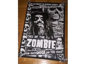 ROB ZOMBIE (poster, affisch) 61x91 cm Call of the Zombie