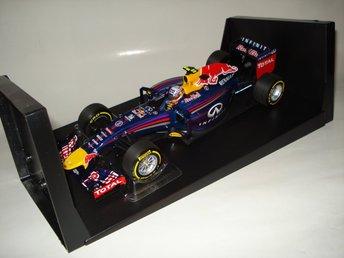 Minichamps 1:18 F1 Infiniti Red Bull RB10 #3 Daniel Ricciardo 2014 - Lindås - Minichamps 1:18 F1 Infiniti Red Bull RB10 #3 Daniel Ricciardo 2014 - Lindås