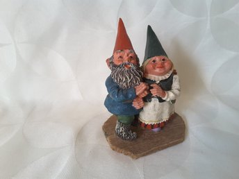 Gnomes, Looking to the moon , Rien Poortvliet