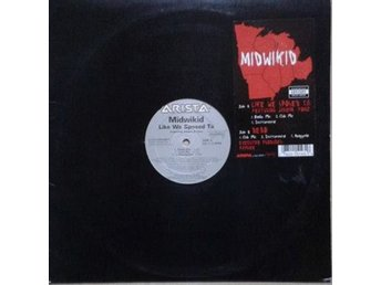 "Midwikid title*  Like We Sposed Ta / Debo* Hip Hop 12"" US"