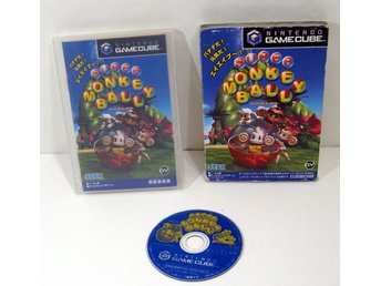 Super Monkey Ball till japanskt GameCube