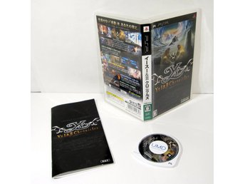 Ys I & II Chronicles PSP playstation portable