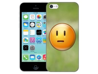 iPhone 5C Skal Häpnad Smiley