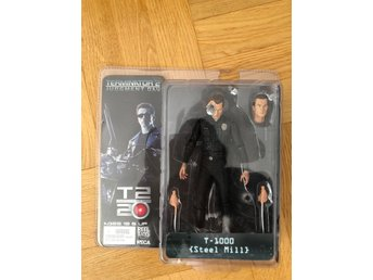 Terminator T-1000 action figur by Neca