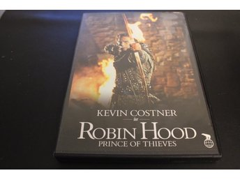 DVD-film: Robin Hood - Prince of Thieves (Kevin Costner)