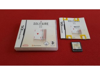 SOLITAIRE DS till Nintendo DS NDS