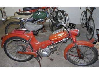 Puch MS50L moped