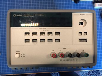 Agilent E3632A DC Power Supply - Reservdelsobjekt