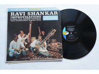** Ravi Shankar - Improvisations  **