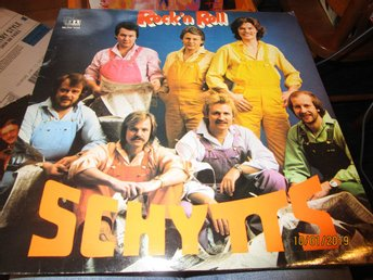 SCHYTTS - ROCK'N ROLL - LP