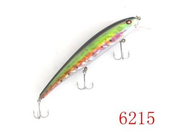 NY!125mm/13,0g  Wobblers Fishing lure (6215a)