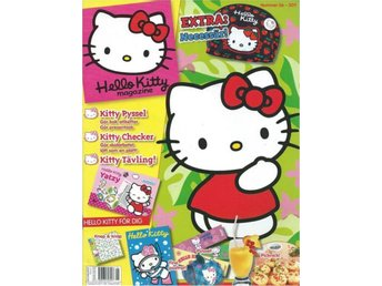 HELLO KITTY MAGAZINE   NR 6  2011
