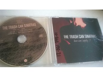 The Trash Can Sinatras - How Can I Apply...? CD, Maxi-Single