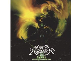 Keep Of Kalessin -Agnen a journey Cd ORIGINAL Avantgarde rec
