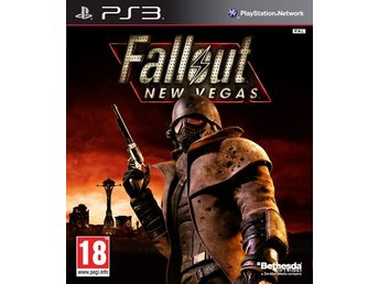Fallout New Vegas  - Playstation 3