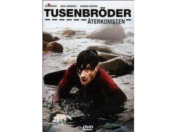 Dvd film Tusenbröder Återkomsten - Skare - Dvd film Tusenbröder Återkomsten - Skare