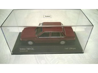 Volvo 740 Minichamps - örebro - Volvo 740 Minichamps - örebro
