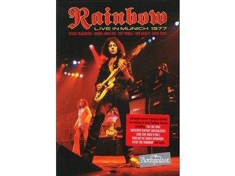 Rainbow: Live in Munich 1977 (DVD) - Nossebro - Rainbow: Live in Munich 1977 (DVD) - Nossebro