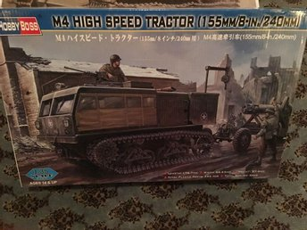 HobbyBoss - M4 High Speed Tractor.....   1:35