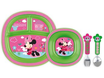 Munchkin Disney Dining Set - Minnie Mouse