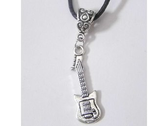 Gitarr halsband / Guitar necklace