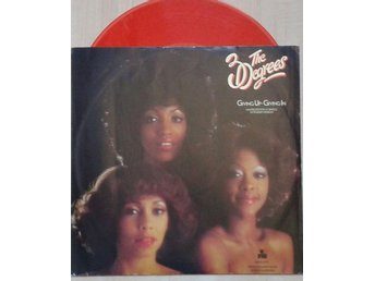"The 3 Degrees title* Giving Up - Giving In (Extended Version)* Disco 12"" Ltd.RED"