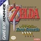 Zelda: A Link to the Past (Four Swords) - Gameboy Advance