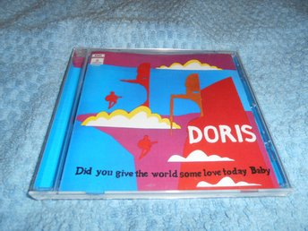 Doris - Did You Give The World Some Love Today (CD) NM/NM