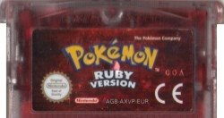 GBA - Pokemon Ruby (Beg)