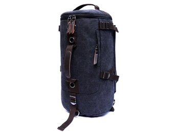 Canvas Bag - Svart